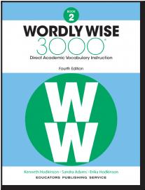 Wordly wise book 8 lesson 3 quizlet